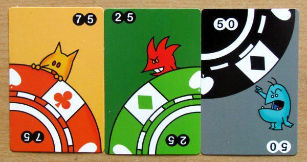Chipleader - karty