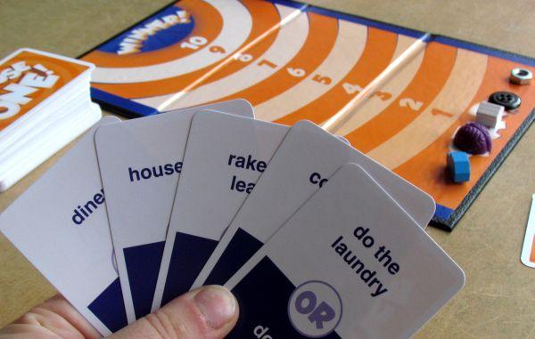 Choose One! - připravená hra