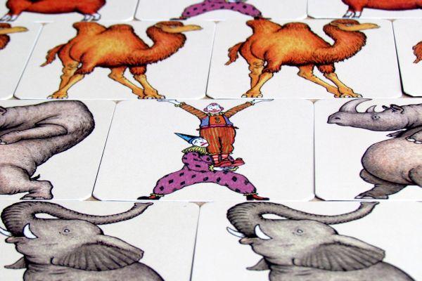 Circus Grandioso - rozehraná hra