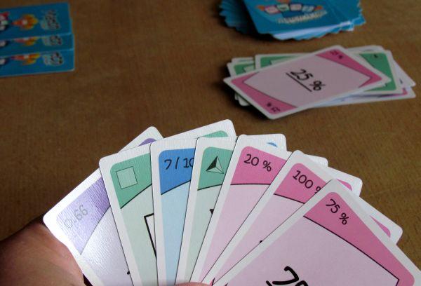 Číslohrátky - rozehraná hra