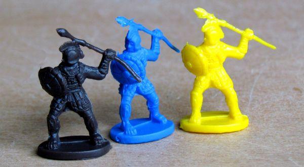 Clash of Cultures - figurky
