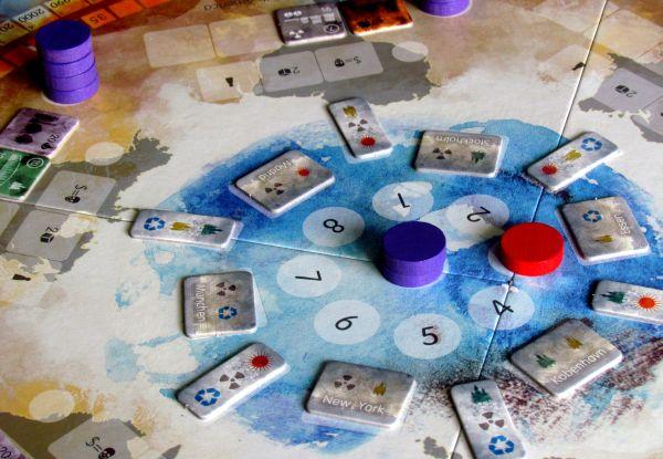 CO2 - rozehraná hra