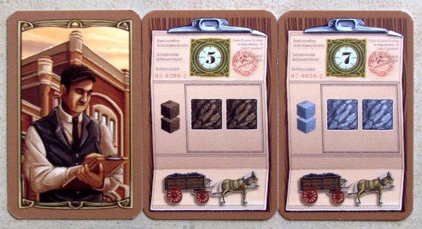 Coal Baron - cards
