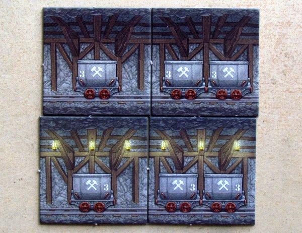 Coal Baron - dílky