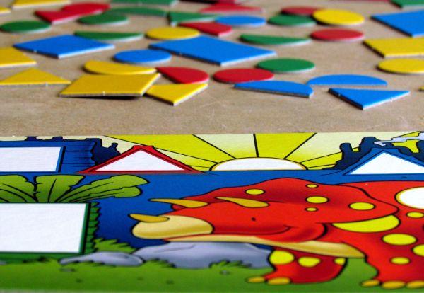 Colorino - připravená hra