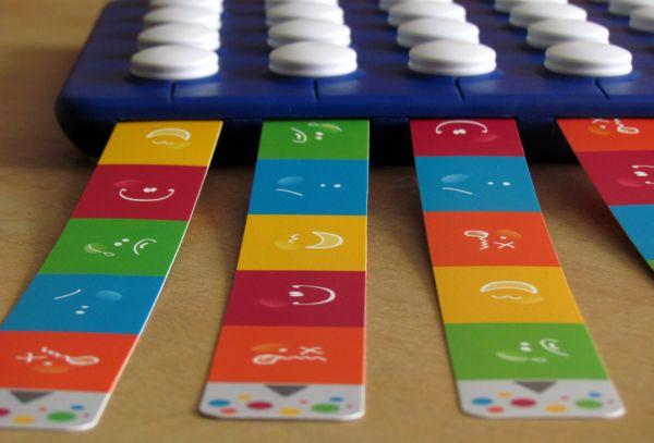 Colorio - příprava hry