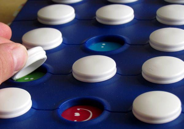 Colorio - rozehraná hra