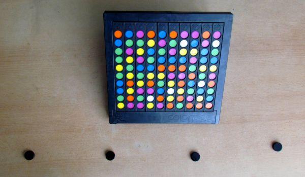 Color Pop - připravená hra