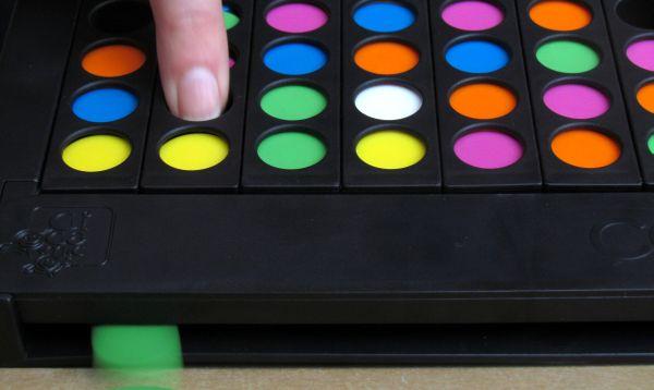 Color Pop - rozehraná hra