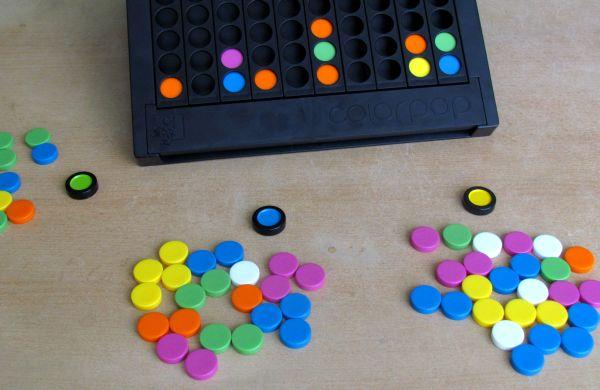 Color Pop - ukončená hra