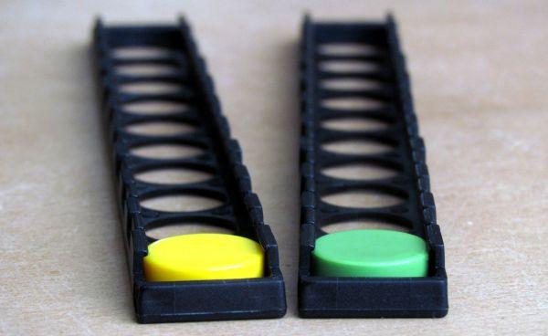 Color Pop - zásobníky
