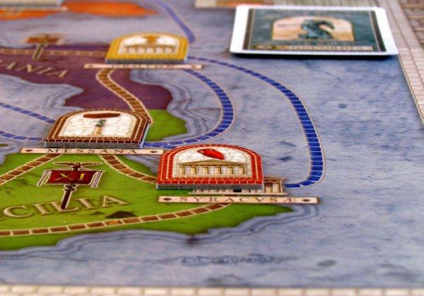 Concordia - připravená hra