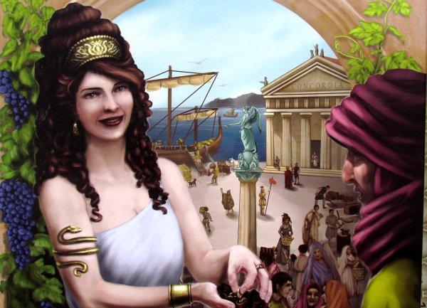 Board game review: Concordia