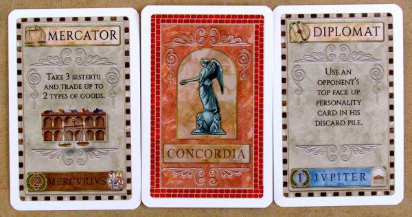 Concordia - karty