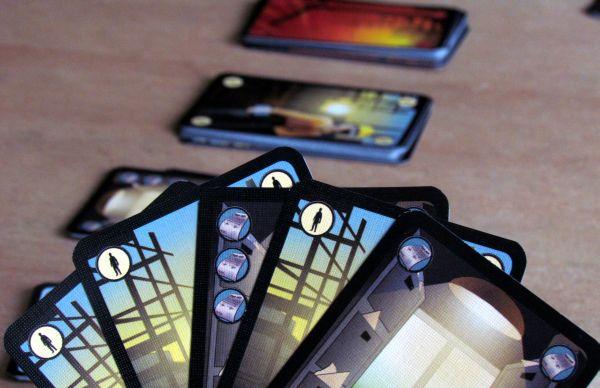 Construction Zone - rozehraná hra
