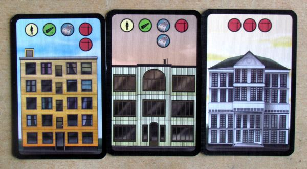 Board game review: Construction Zone - cards