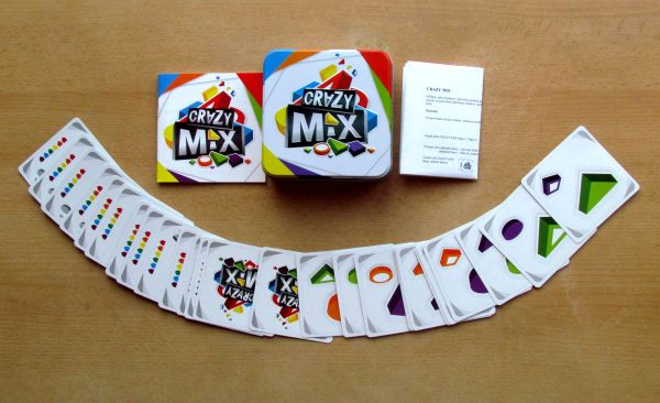 Crazy Mix - packaging