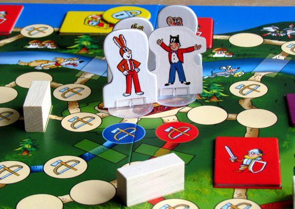 Čtyřlístek a stroj času - připravená hra
