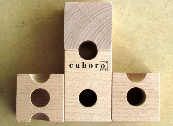 Cuboro Tricky Ways - tiles