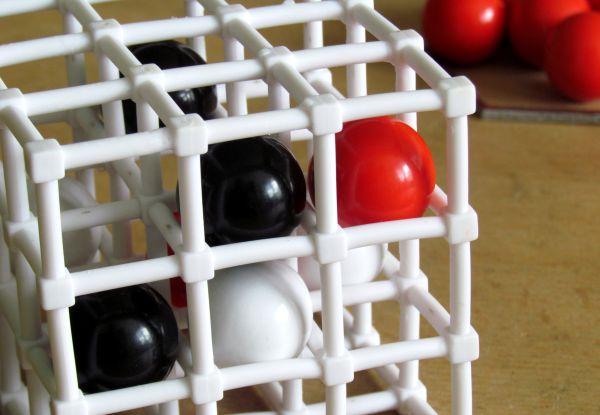 Cubulus - rozehraná hra