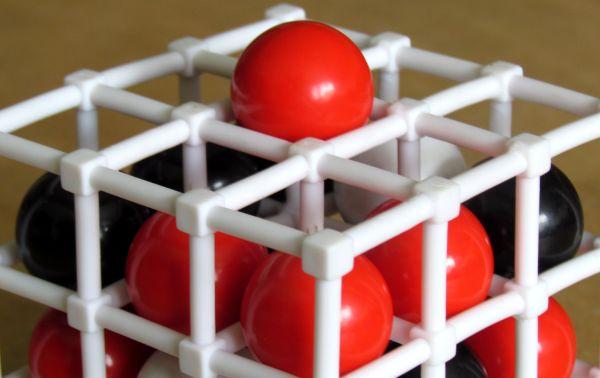 Cubulus - ukončená hra