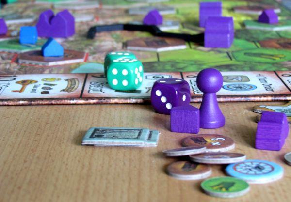 Dark Horse - rozehraná hra