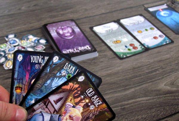Dark Tales - připravená hra