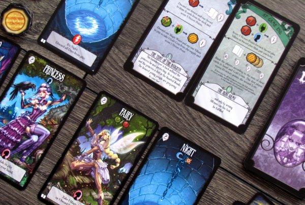 Dark Tales - rozehraná hra