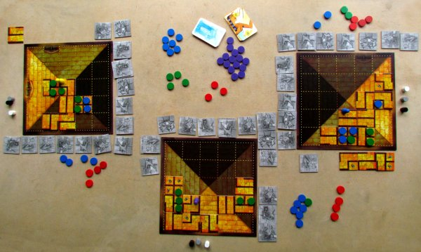 Board game revi