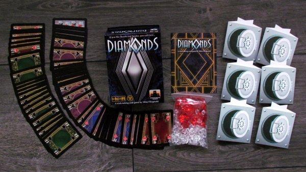 Diamonds - balení