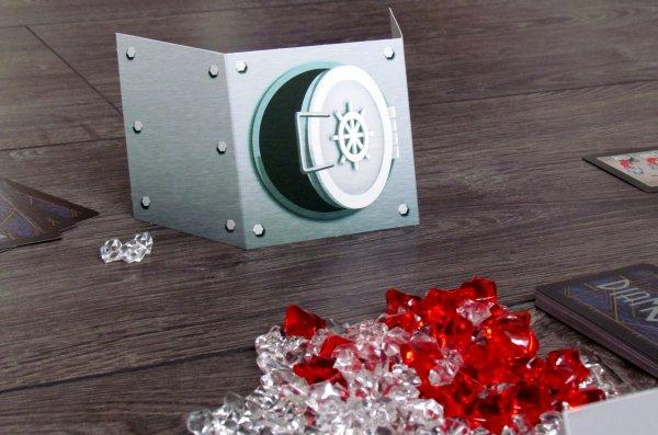 Diamonds - připravená hra