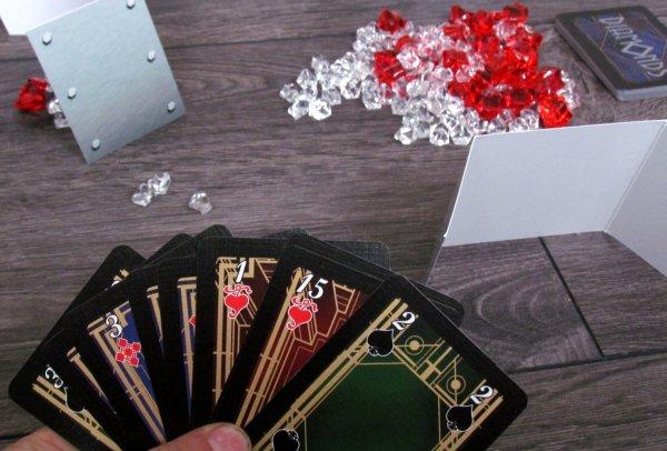 Diamonds - rozehraná hra