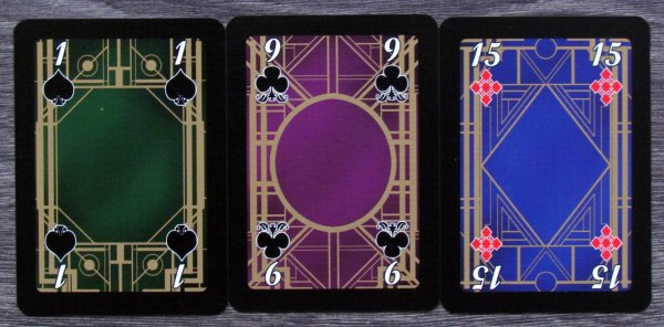 Diamonds - karty
