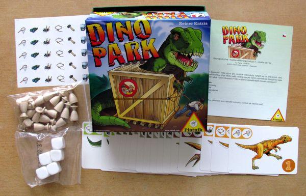 Dino Park - balení