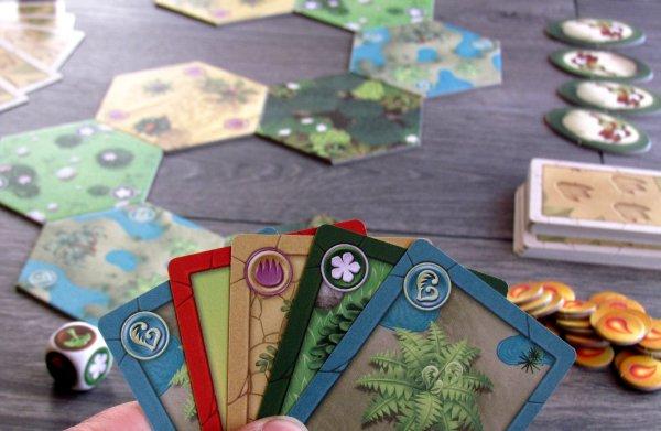 Dino Race - připravená hra