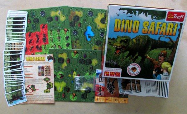 Dino Safari - balení