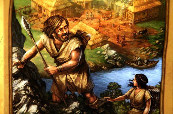 Recenze: Doba kamenná - vládněte civilizaci s pazourkem