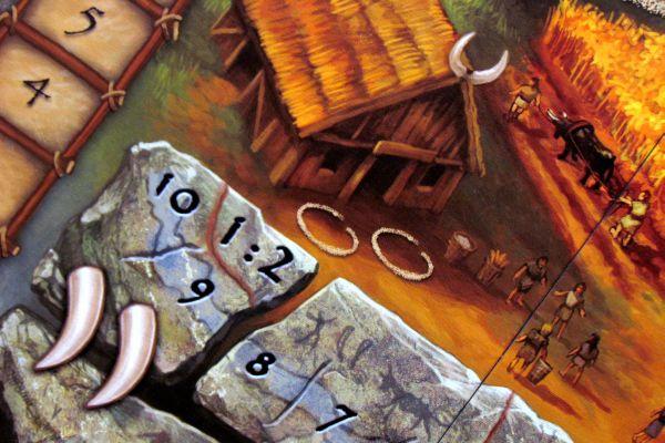 Doba kamenná: Stylově k cíli - detail