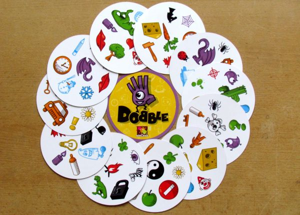 Dobble - karty