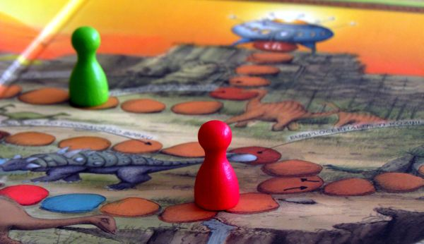 Dobrodružné hry - rozehraná hra