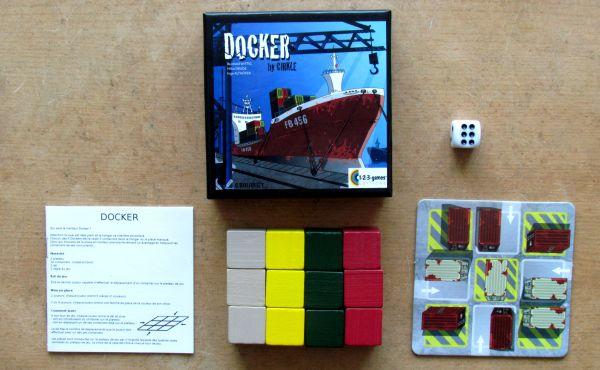 Docker - balení