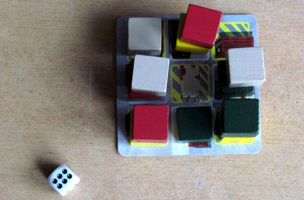 Docker - rozehraná hra