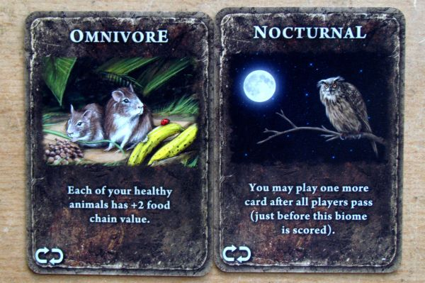 Dominant Species: Card Game - cards