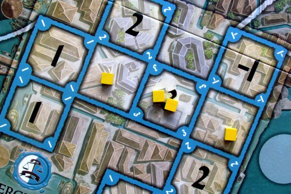 Dominare - rozehraná hra