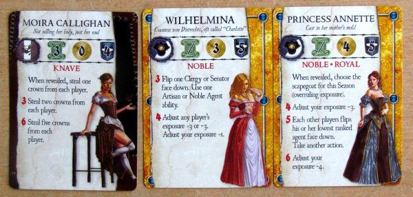 Dominare - cards