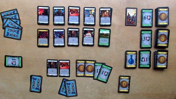 Dominion: Alchymie - rozehraná hra