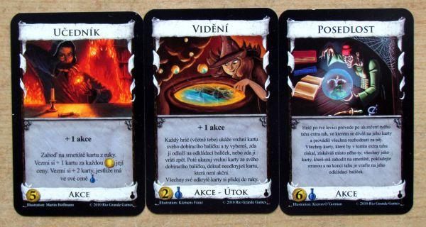 Dominion: Alchymie - karty