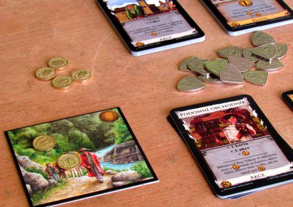 Dominion: Prosperita - rozehraná hra