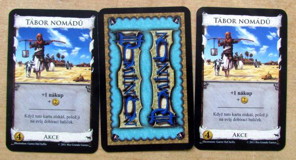 Dominion: Vzdálené kraje - karty