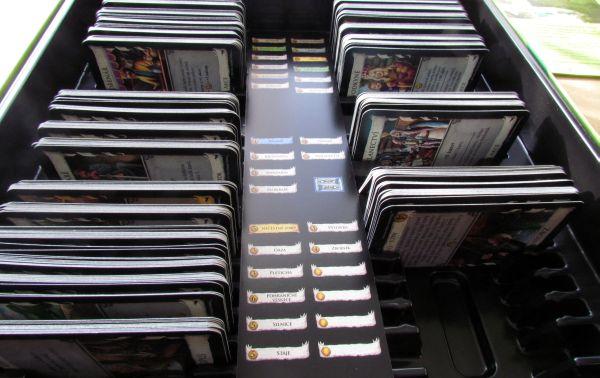 Dominion: Vzdálené kraje - krabice
